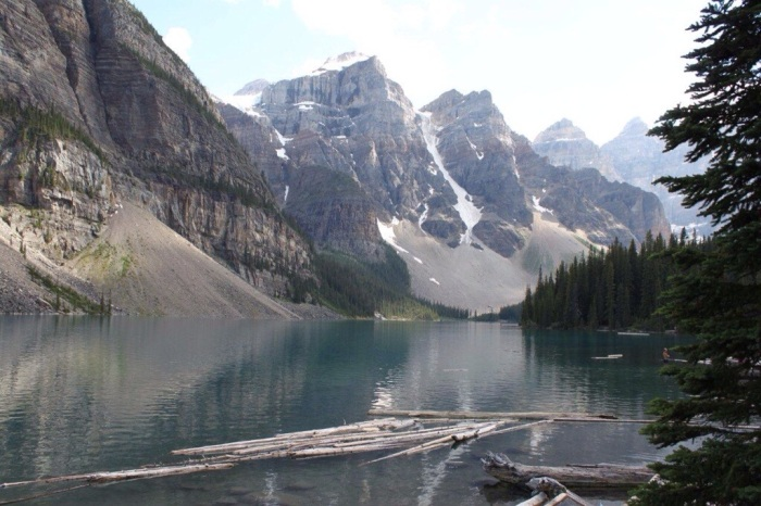 Near Banff, AL, Canada